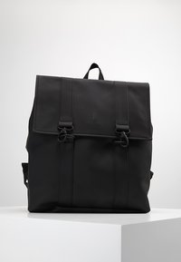 Rains - BAG - Rucksack - black - 0