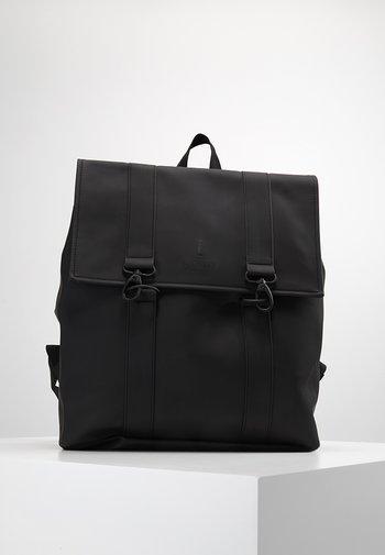 BAG UNISEX - Reppu - black