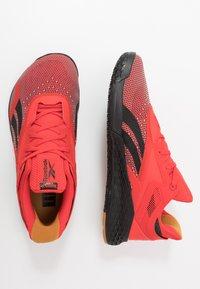 Reebok - NANO X - Sports shoes - instinct red/black/white - 1