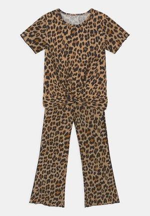 GIRLS - Pyjama set - brown