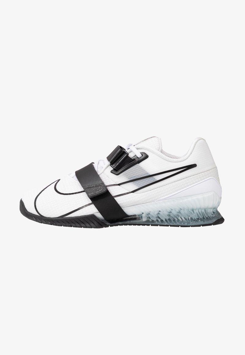 Nike Performance - ROMALEOS UNISEX - Treningssko - white/black