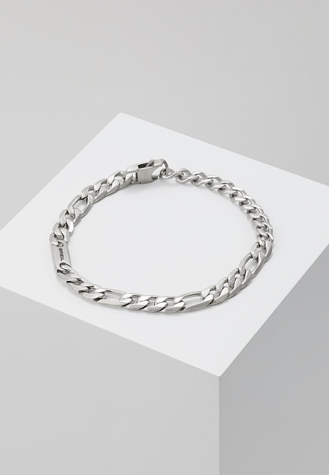 GROOVY BRACELET - Bracciale - silver-coloured