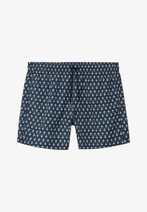 ALARO - Swimming shorts - bleu marine foncé