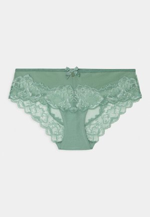 ORANGERIE SHORTY - Pants - vert laurier