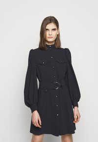 The Kooples - DRESS - Shirt dress - black - 0
