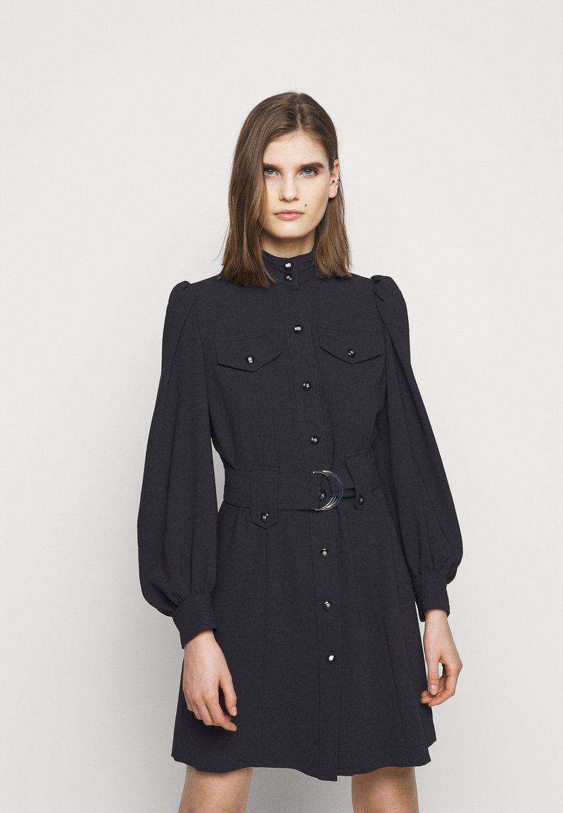 The Kooples - DRESS - Shirt dress - black