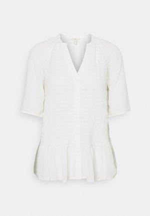 BLOUSE - Koszula - off-white