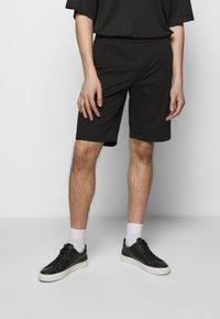 Filippa K - TERRY  - Shorts - black - 0