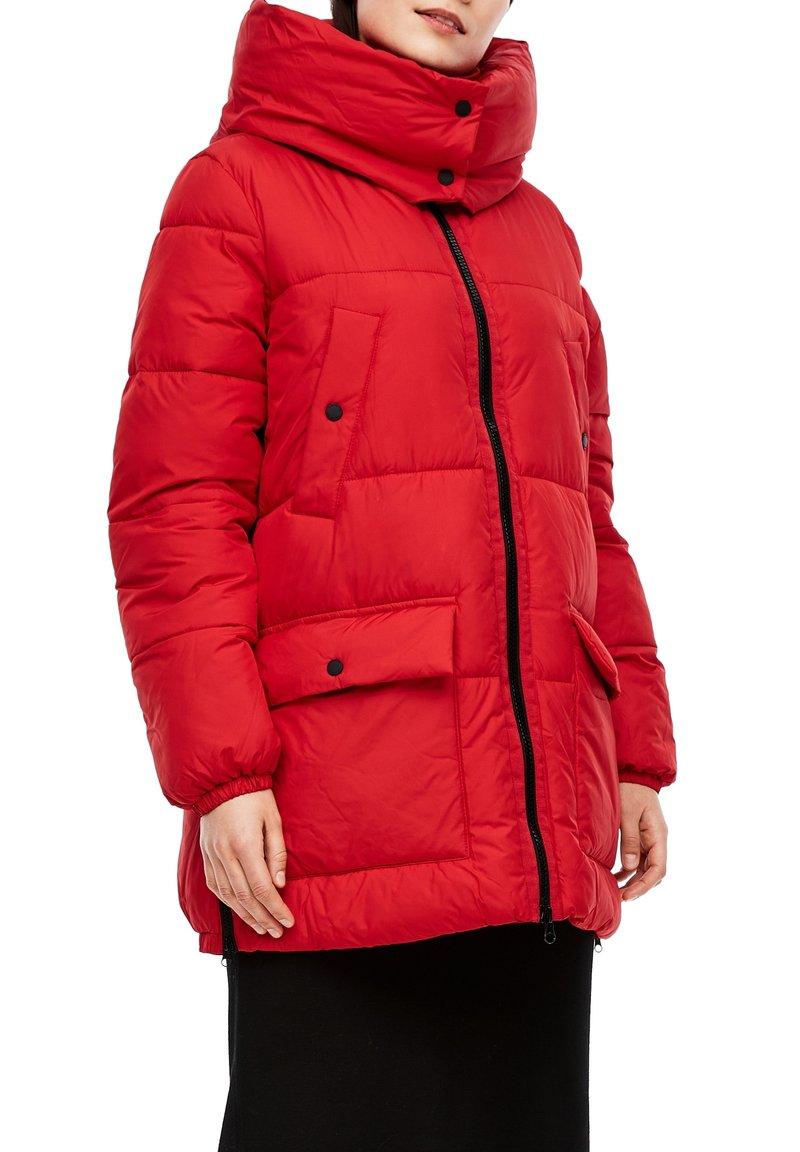 s.Oliver - Veste d'hiver - red