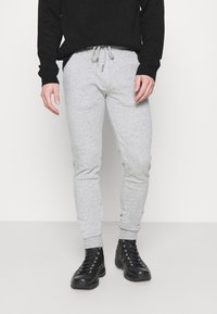 Brave Soul - MARTELL - Jogginghose - light grey marl - 0