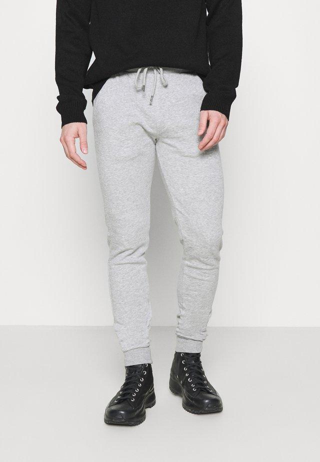 MARTELL - Teplákové kalhoty - light grey marl