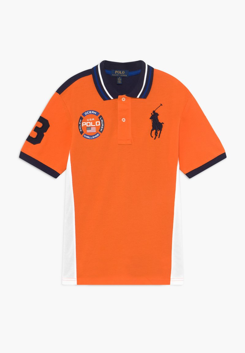 Polo Ralph Lauren - Poloshirts - bright signal orange
