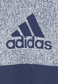 adidas Performance - BOS BOX - Camiseta estampada - dark blue
