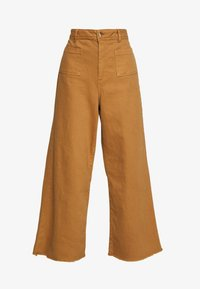 MARION  - Trousers - tabac