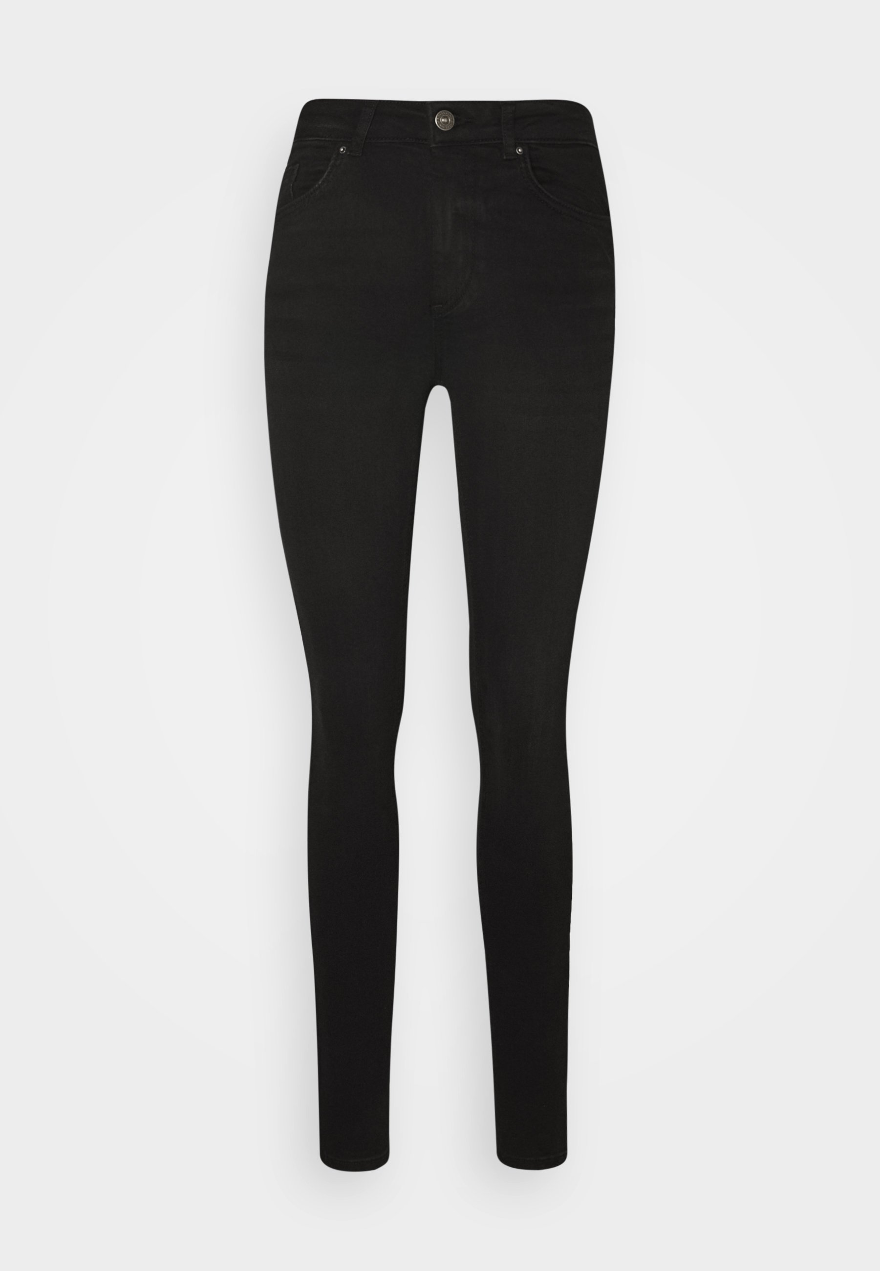 Damen PCDELLY  - Jeans Skinny Fit