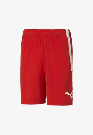 Sports shorts - puma red puma white