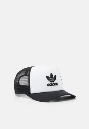 ADICOLOR TRUCKER UNISEX - Caps - black/white