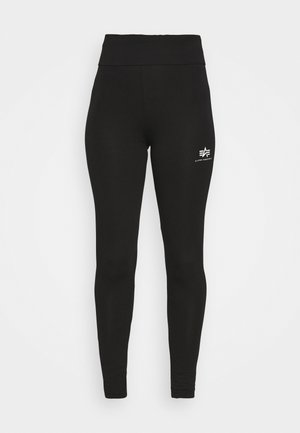 BASIC - Leggings - Trousers - black