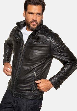 LIMITED EDITION! - Leather jacket - schwarz