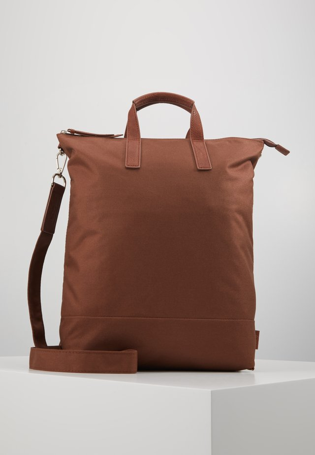 CHANGE BAG - Rucksack - midbrown