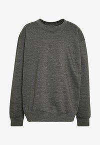 Common Kollectiv - PLUS FLASH CREW NECK  - Bluza - charcoal - 3