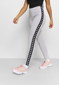Kappa - ISADOMA - Leggings - high rise melange - 0
