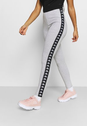 ISADOMA - Leggings - high rise melange