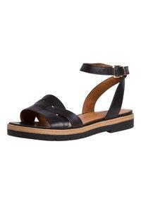 Tamaris - Sandals - black plain - 2