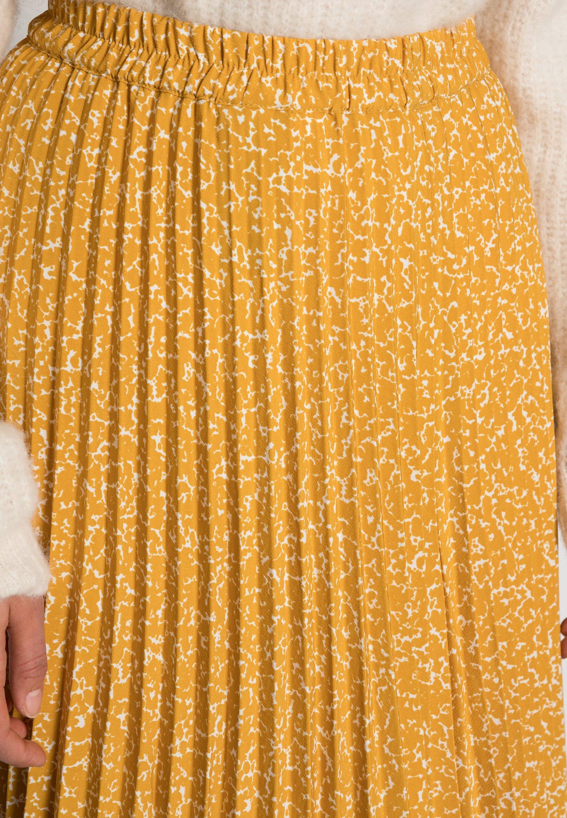Donna SLFALEXIS MIDI SKIRT  - Gonna a campana