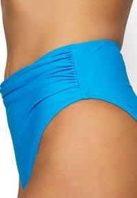 Missguided - TWIST FRONT - Bikini - blue - 5