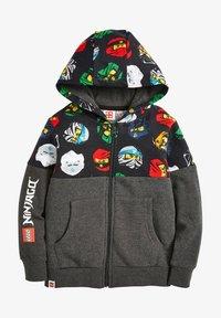 Next - Zip-up hoodie - grey - 0