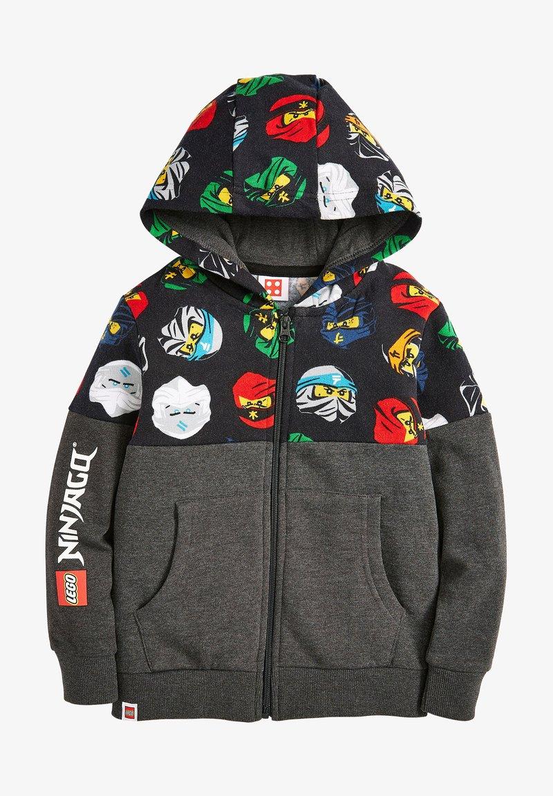 Next - Zip-up hoodie - grey