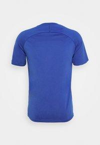 Mizuno - SHADOW TEE - T-shirts print - mazarine blue - 1