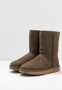 UGG - CLASSIC SHORT - Bottines - eucalyptus spray - 4