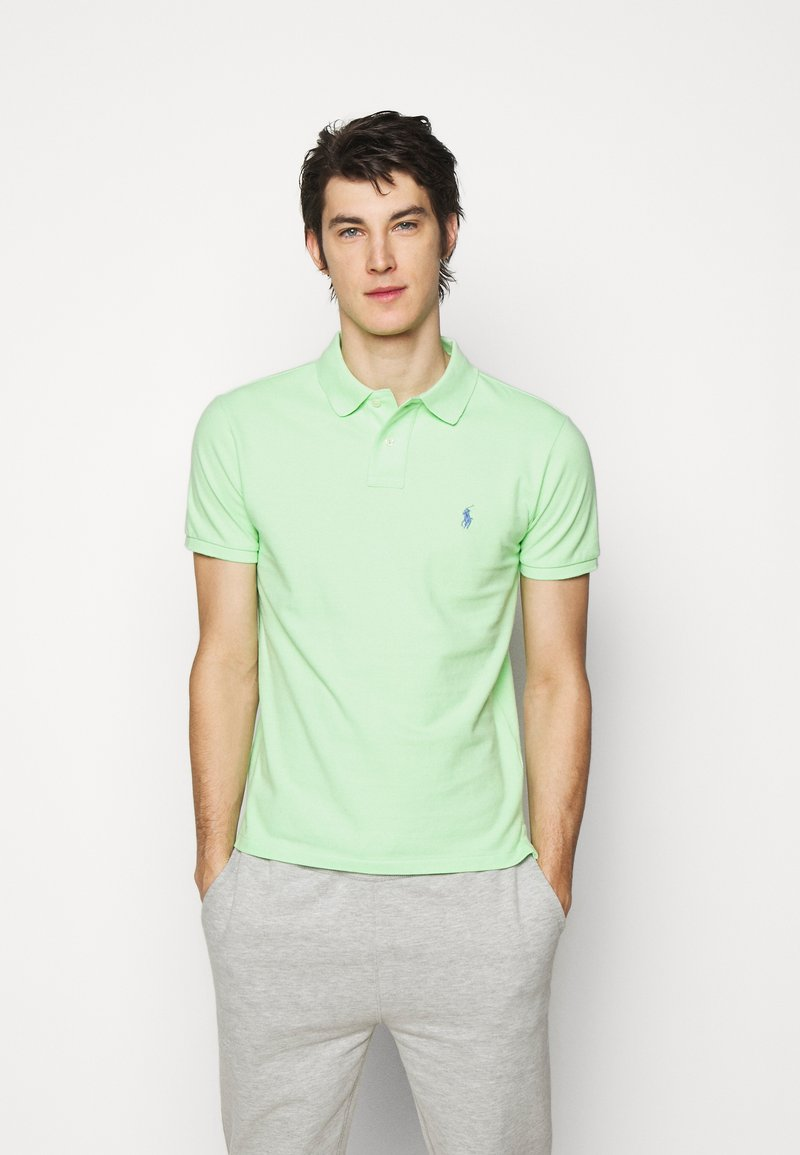 Polo Ralph Lauren - SLIM FIT MODEL - Polo - cruise lime
