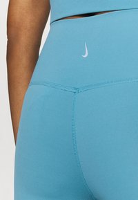 Nike Performance - THE YOGA LUXE 7/8 - Legging - cerulean/light armory blue - 5