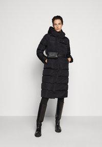 Blauer - IMPERMEABILE - Winter coat - black - 1