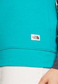 The North Face - WOMENS LIGHT CREW - Sweatshirt - jaiden green - 3
