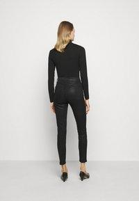 J Brand - LEENAH HIGH RISE ANKLE SKINNY - Jeans Skinny Fit - caiman - 2