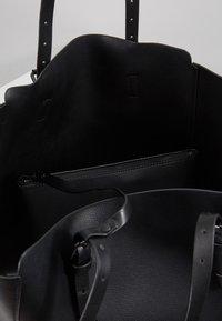 ALDO - JERURI SET - Tote bag - black - 5