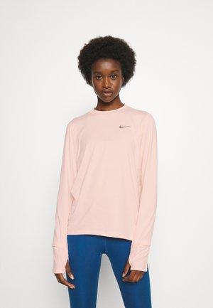 ELEMENT CREW - Sportshirt - pale coral/light soft pink/heather