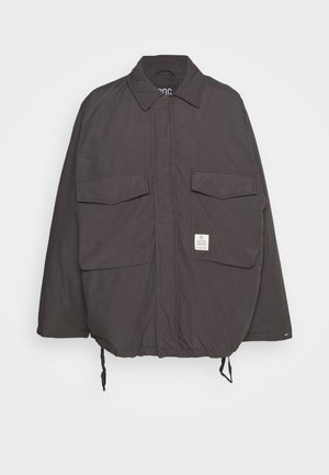 RENE OVERSIZED JACKET - Light jacket - grey