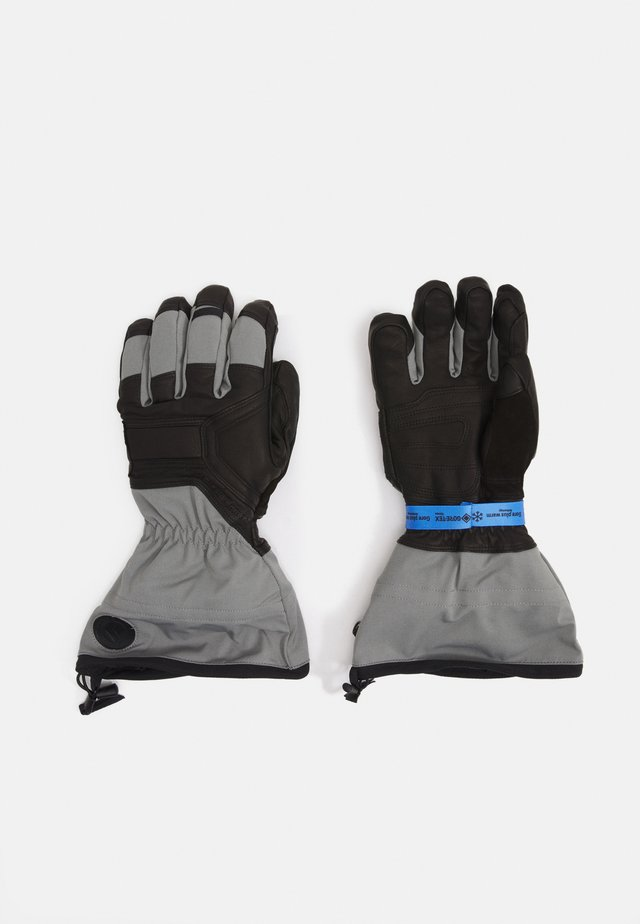 GUIDE GLOVES - Handschoenen - ash