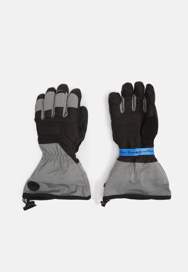 Black Diamond - GUIDE GLOVES - Gloves - ash