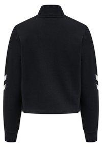 Hummel - HMLLGC NIKKA CROPPED - Strikpullover /Striktrøjer - black - 6