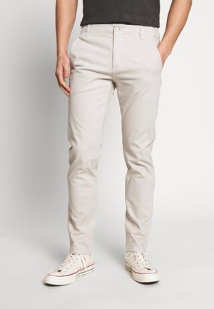 SMART FLEX ALPHA - Pantalones chinos - wet sand