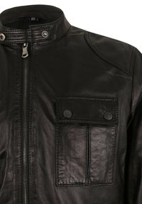 Capitano - NEBRASKA  - Leather jacket - black - 4