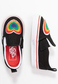 Vans - Dětské boty - rainbow/true white - 0