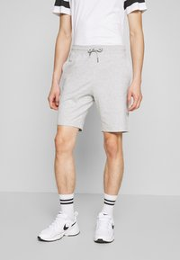 Only & Sons - ONSNEIL 2 PACK - Shorts - black/grey - 4
