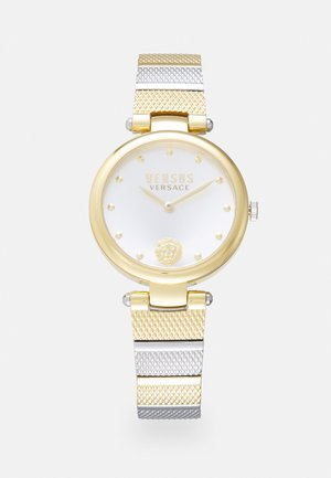 LOS FELIZ - Watch - silver-coloured/gold-coloured